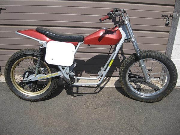 You Searched For 1972 Yamaha Champion Flat Tracker 250 360