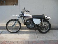 AMS Racing | Bikes For Sale | 1972 Yamaha RT2-MX 250