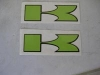 AMS Racing | Stickers | Kawasaki G31M Tank Stickers